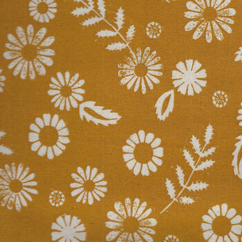 Ruby Star Society Golden Hour 100 Cotton Fabric Floral RS401722 Mustard