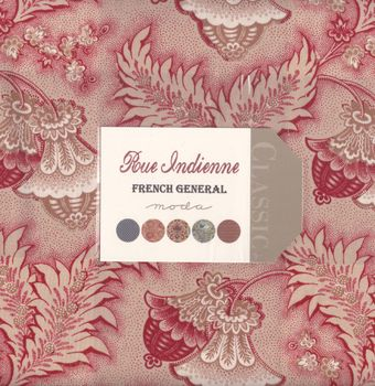 Rue Indienne French General for Moda