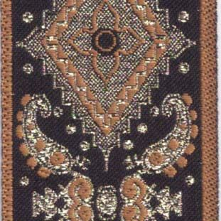 Safisa Woven Trims