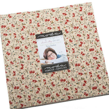 Sarah+39s Story 1830 1850 Layer Cake Precut 42 10 inch Squares for Moda Fabric