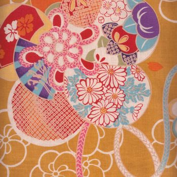 Sevenberry Japanese Cotton Fabric