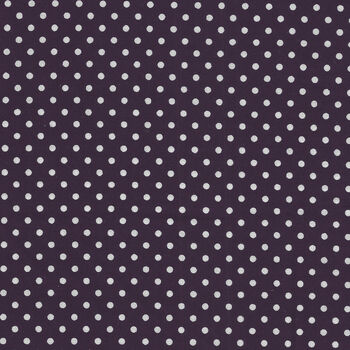 Sevenberry Spot Made In Japan 88190 Col 35 Deepest Plum