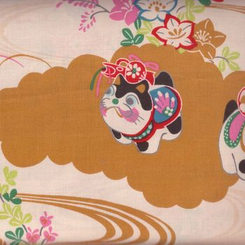 Sevenberry  Japanese Cotton Fabric