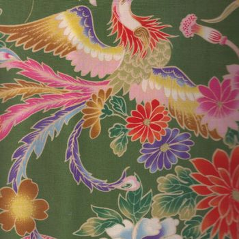 Sevenberry for Kokka Japanese Cotton Fabric