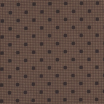 Shelbyville by Jo Morton For Moda Fabrics M3807337 Brown Spot