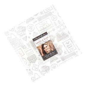 Smoke and Rust Layer Cake by Lella Boutique for Moda Precut 42 x 10 Squares M5130LC