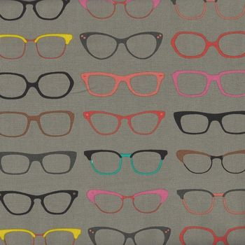 Spectacular Spectacles by Robert Kaufman AIE16332160 Taupe