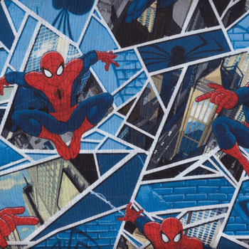 Spider Man Panes MARVEL for Springs Fabrics 14267