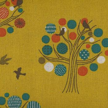 Spring from Le Depart Japanese LinenCotton Blend  1481226 Colour D2 Chartreuse