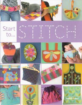 Start to Stitch by NicholsonBuckley and Edwards