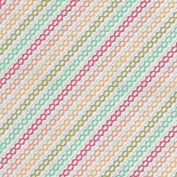 Strawberry Jam by Corey Yoder for Moda Fabrics M2906611 Colour Multi Pastel