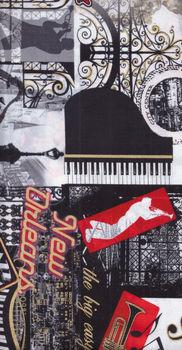 Thatand39s Jazz by Maria Kalinowski for Kanvas Studio 8147M col99