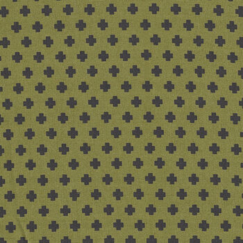 The Christmas Card by Sweetwater for Moda Fabrics M577722 Green