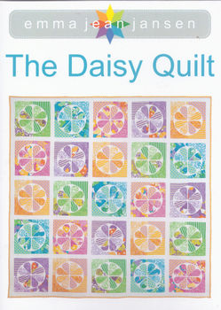 The Daisy Quilt by Emma Jean Jansen