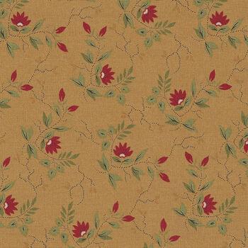 The Glad Tidings by Jo Morton for Moda Fabrics M3809314 Mustard