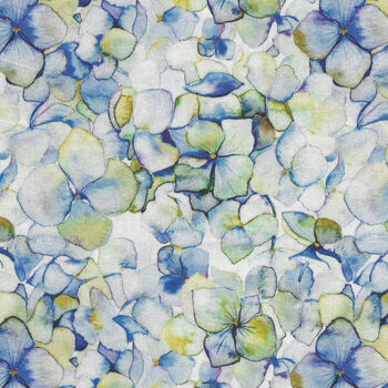 The Leah Collection Hydrangea From In The Beginning Fabrics ITB Studio 4TLC 1