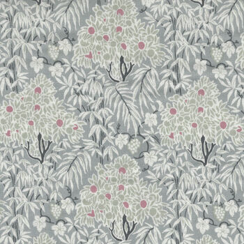 The Winterbourne Collection from Liberty Of London 44 04775740B Woodhaze Grey