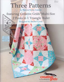 Three Patterns by Pam and Nicky Lintott