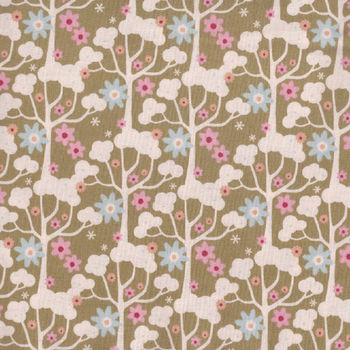 Tilda Quilt Collection Wildgarden 481114 col Green