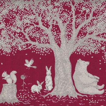 Tilda Woodland From Tone Finnanger Carmine 100293