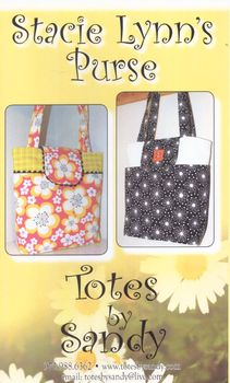 Totes By Sandy Stacie Lynns Purse Pattern