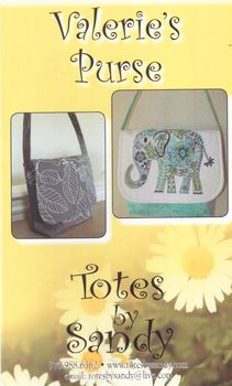 Totes By Sandy Valeries Purse Pattern