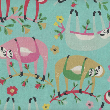 Tree Huggers by Maude Asbury For Blend Fabrics 101151012