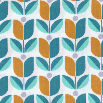 True Colors by Joel Dewberry for Free Spirit PWTC040 Aquax