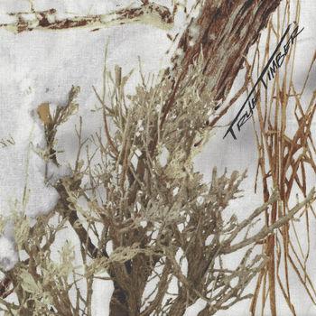 True Timber Outdoors by Springs Fabrics  Mc 2 Snow 17051 White