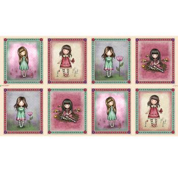Truly Gorguss By Santoro Of London For QT Fabrics 24 Panel 164927796E