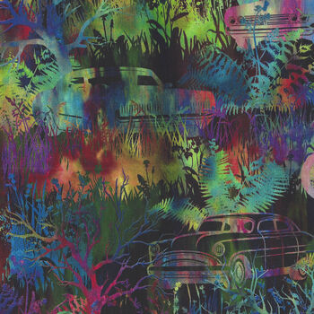 Urban Jungle by Jason Yenter for In The Beginning Fabrics Digital 2313 3UJ Colour 1