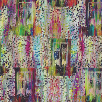 Urban Jungle by Jason Yenter for In The Beginning Fabrics Digital 2313 6UJ Colou