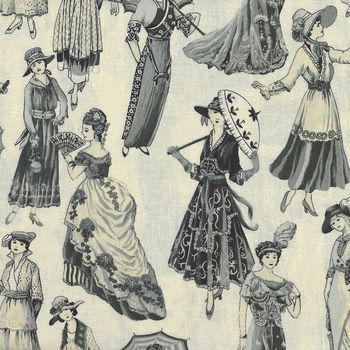 Victorian Ladies by Nutex 88580 Colour 101