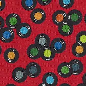 Vroom Vroom by Benartex Fabrics 5185 Color 10 Tyres