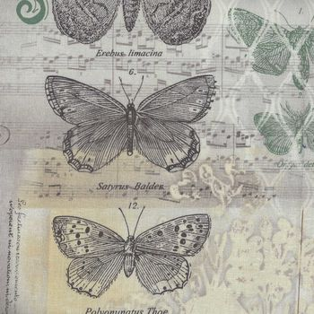 Wallflower By Tim Holtz from Eclectic Elements PWTH0288Multi