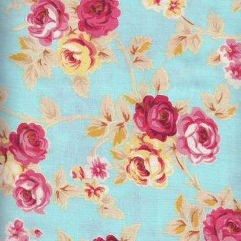 Westminster Fabric for Free Spirit andquotJessieandquot by Jennifer Paganelli