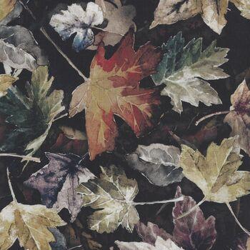 Whispering Woods by Hoffman Spectrum Digital Fabrics HS4841 066 Autumn