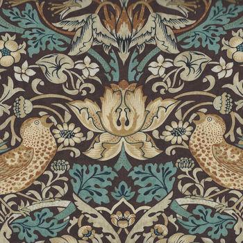 William Morris Bloomsbury for Morris and Co PWMM001 TEALX