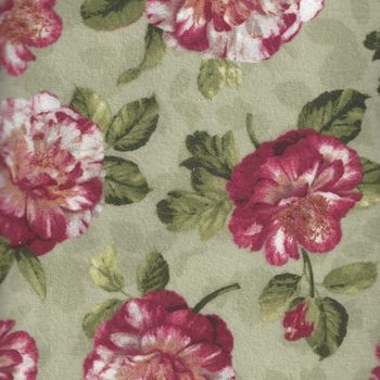 Wilmington Flannel Print Romantic Afternoon Patt 9043 Col 717