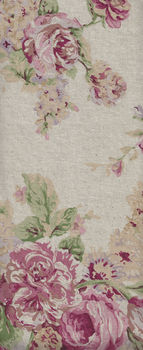 Yuwa Live Life Collection Country Roses Linen 442710 Color A
