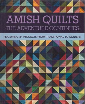amish quilts the adventure continues for candt