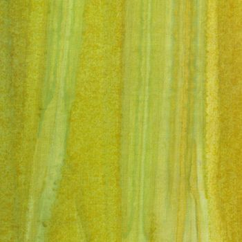 andquotNEWandquot Avlyn Radiance Stripe Lime Handpaint Bali Cotton Quilting Fabric