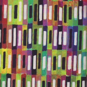 andquotNEWandquot Hoffman California Fabrics Digital Print Blooms M 4206 color 562