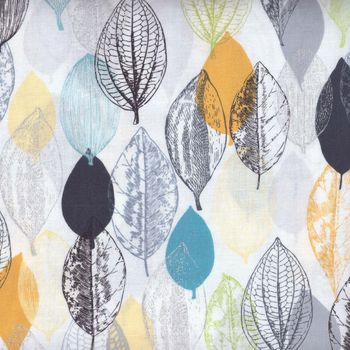 andquotNEWandquot Hoffman California Fabrics andquotBranching Outandquot Leaves