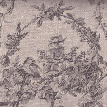 andquotNEWandquot Mas Dand39Ousvan Cotton Fabric Melanie Chambray by Lecien