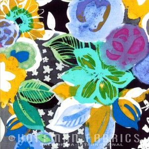 andquotNewandquot Jams World Cotton Fabric by Hoffman California