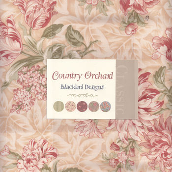 andquotNewandquot Layer Cake andquotCountry Orchardandquot by Moda 2750LC