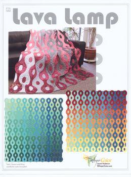 andquotNewandquot Quilt Pattern andquotLava Lampandquot