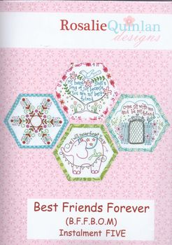 best friends forever stichery by rosalie quinlan