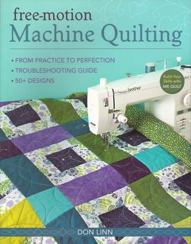 freemotion machine quilting candt publications